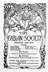 The Fabian Society Report, 1886-7