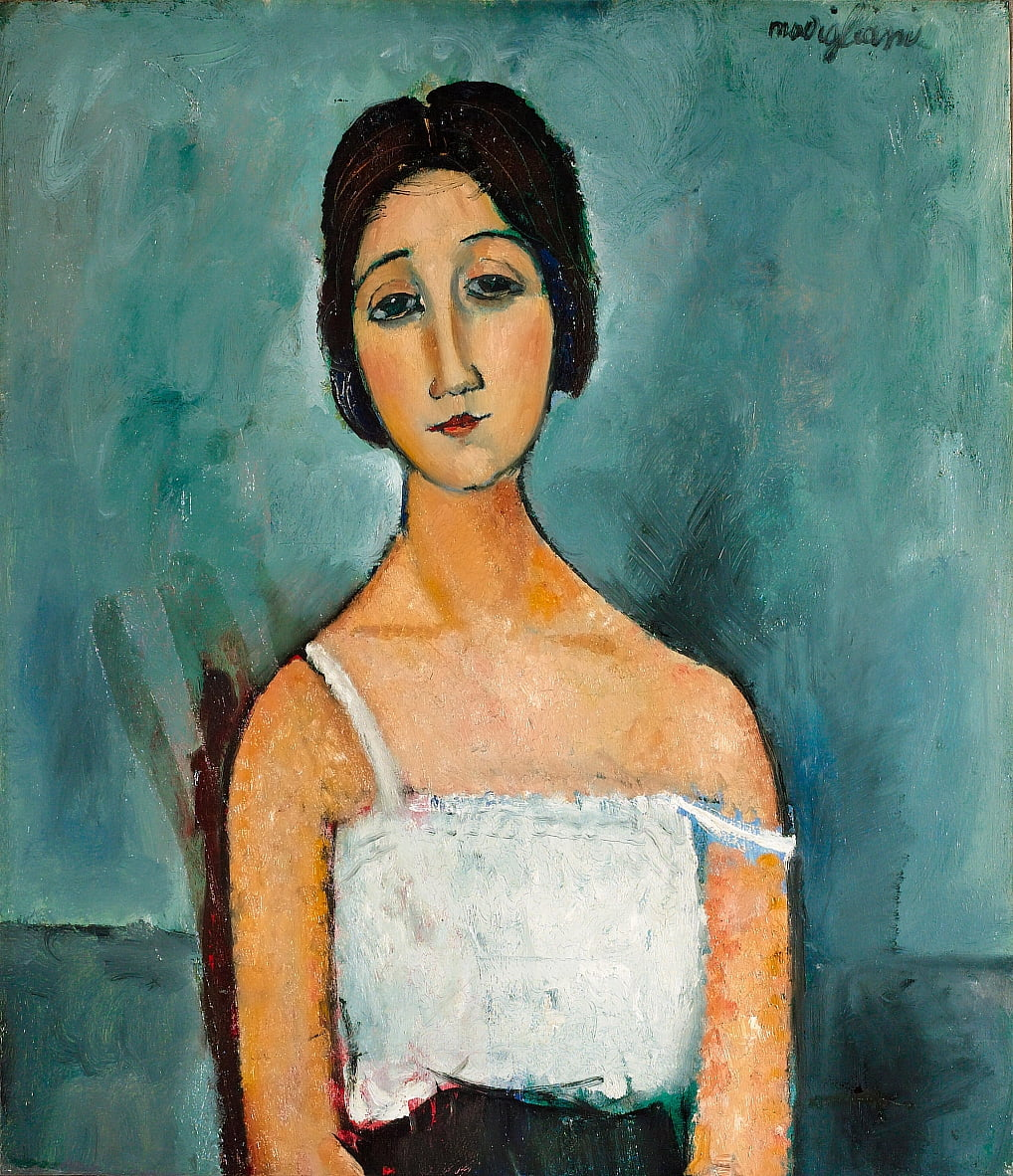 Christina de Amedeo Modigliani