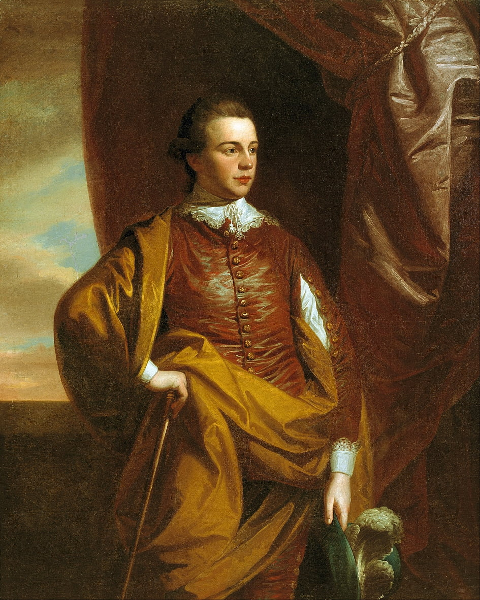 Thomas Middleton de The Oaks de Benjamin West