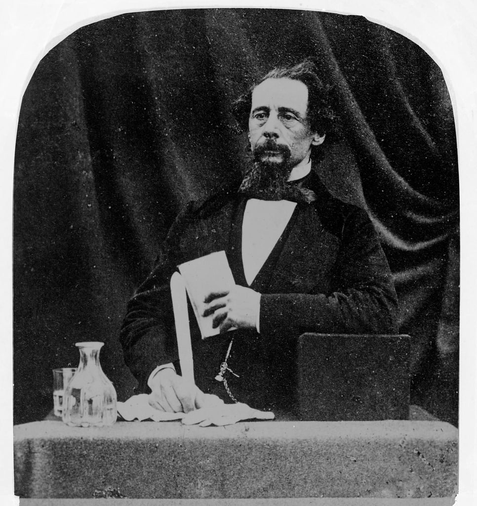 Charles Dickens de English Photographer