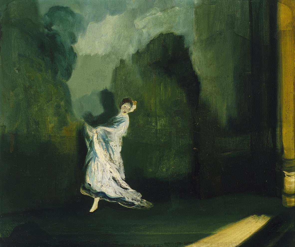 Keiths Union Square de Everett Shinn