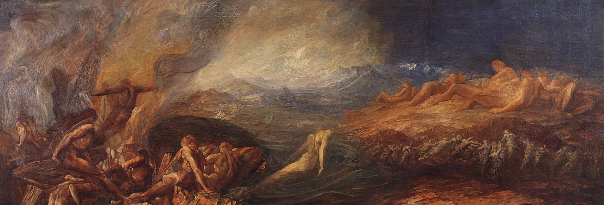 Caos de George Frederick Watts