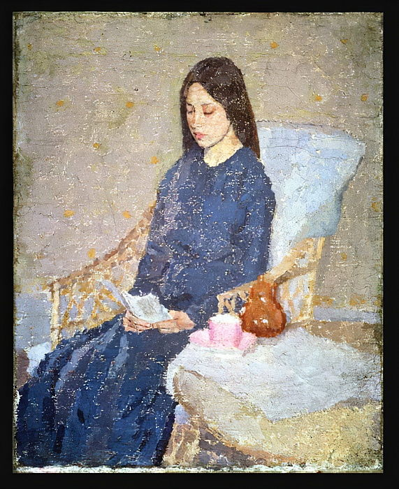 The Convalescent, c.1923-24 de Gwen John