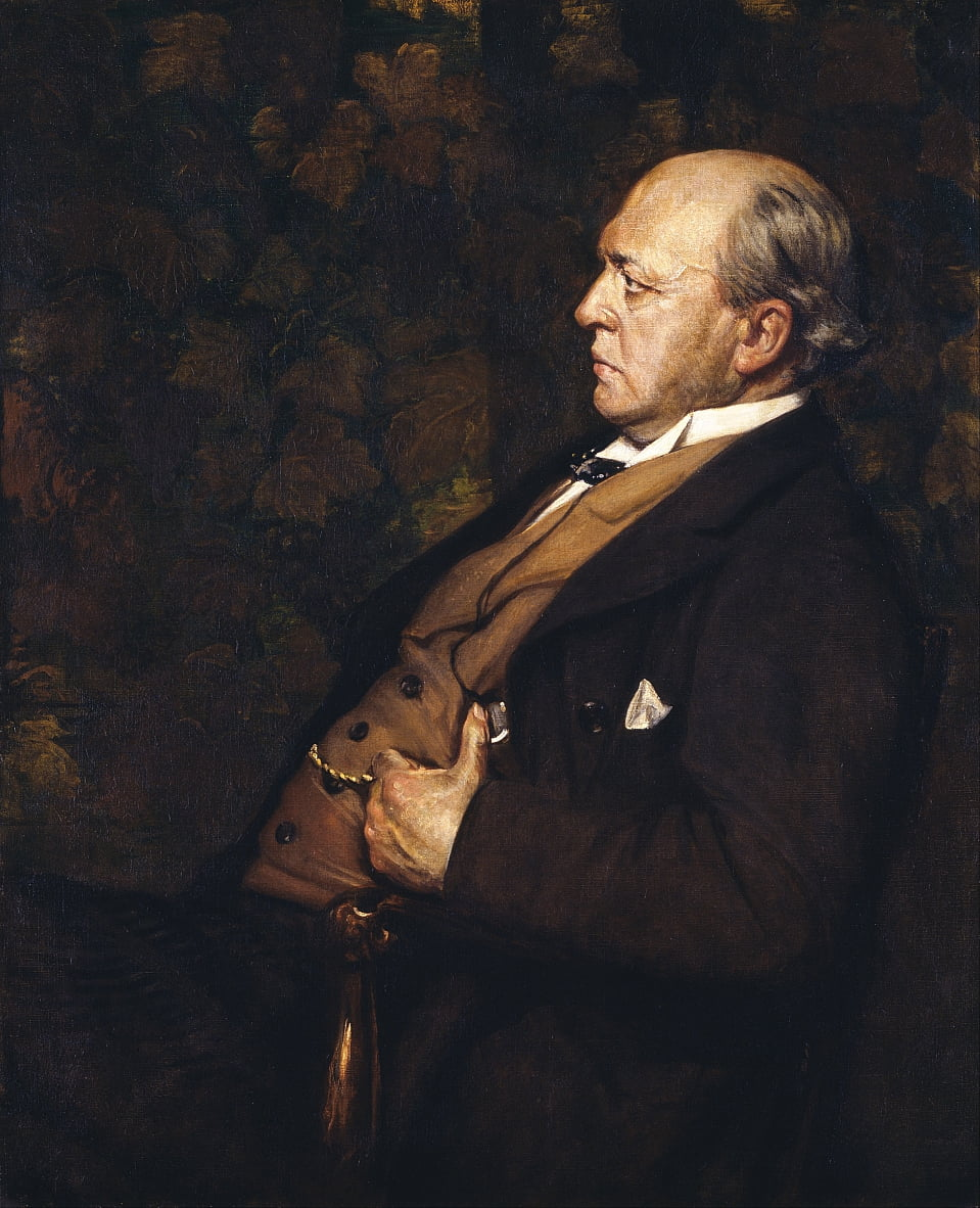 Henry James de Jacques Emile Blanche