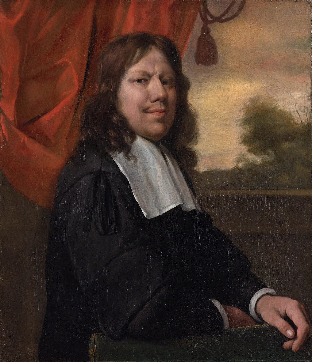 autorretrato de Jan Havickszoon Steen