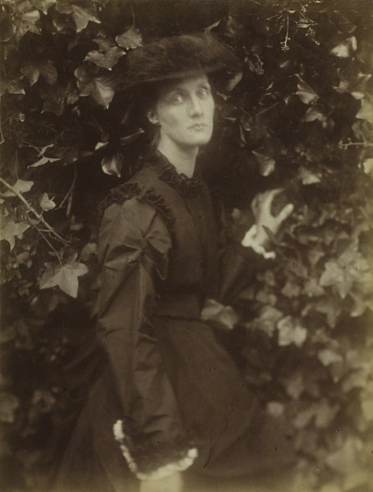 Julia Jackson Duckworth 1846-1895, 1874. de Julia Margaret Cameron