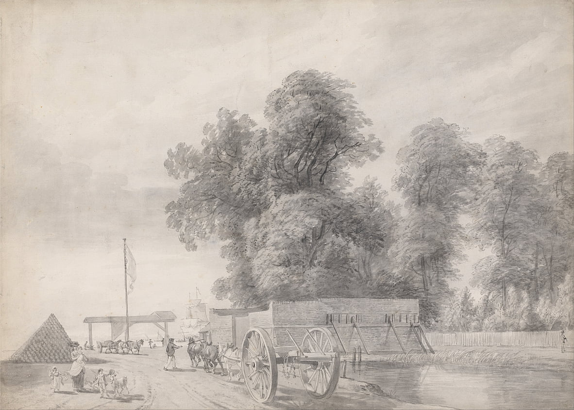 Woolwich Warren de Paul Sandby