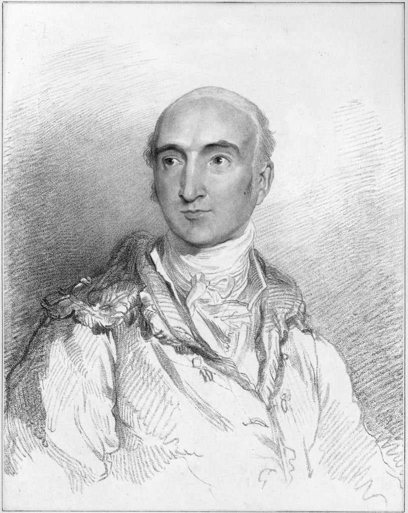 William Sotheby, grabado por Frederick Christian Lewis Sr, c.1807 de Thomas Lawrence