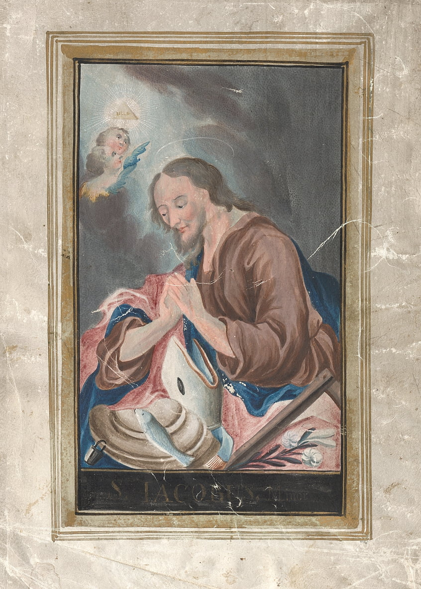 Saint James de Unbekannt